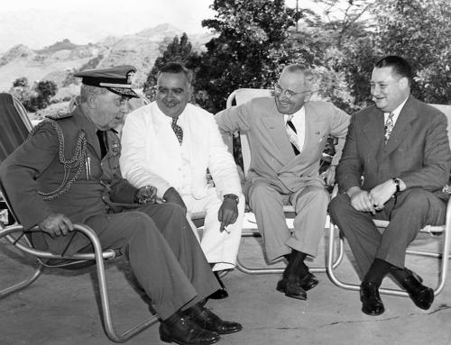 Presidente Truman en Puerto Rico (1948)