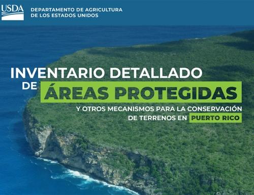 Inventario de áreas protegidas en Puerto Rico (2019)