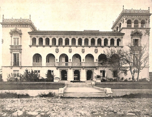 Antigua Escuela de Medicina Tropical (1928)