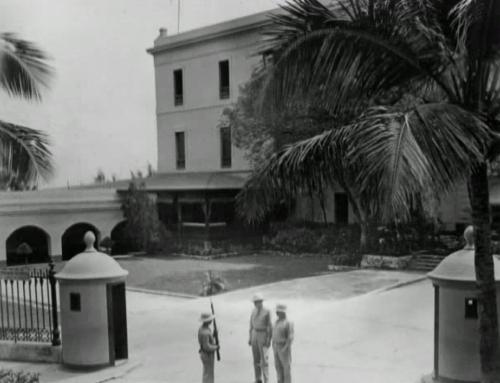 Documentales sobre Puerto Rico durante la Segunda Guerra Mundial