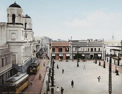 Plaza de Armas (c. 1903)