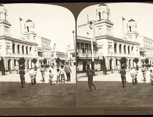 Plaza de Armas, Viejo San Juan (1904)